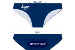 BBSLSC Swimmers Racer (Mens) Blue