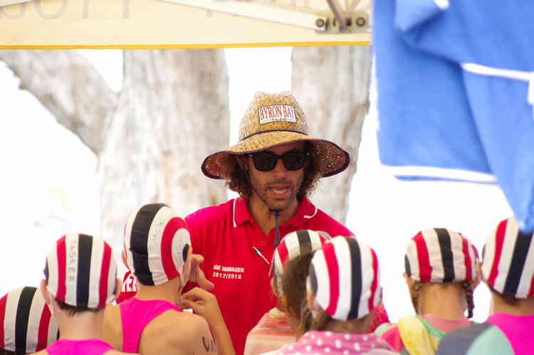 Age Managers Byron Bay Surf Life Saving Club